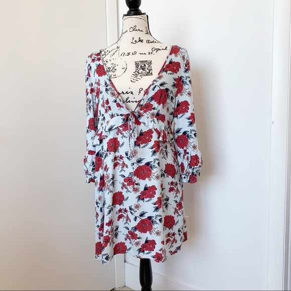 American Eagle Outfitters Dresses & Skirts - American Eagle Floral Print mini dress